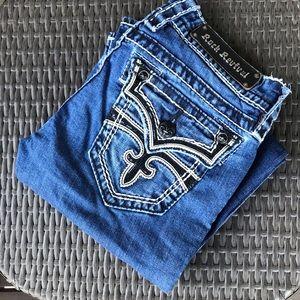 🎸Rock Revival🥁 Celine Bootcut Jeans Sz. 29